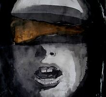 blindfold by Loui  Jover