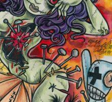 voodoo Sticker