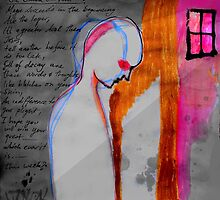 the blind servant by Loui  Jover