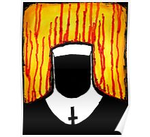 Faceless Nun Poster