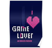 Game Lover Poster