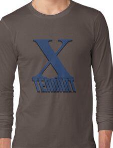 Doctor Who: X - Tennant Long Sleeve T-Shirt