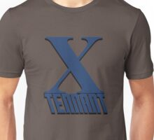 Doctor Who: X - Tennant Unisex T-Shirt