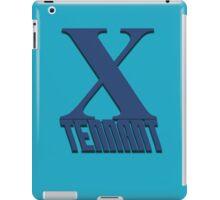 Doctor Who: X - Tennant iPad Case/Skin
