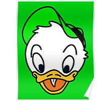 Louie Duck Poster