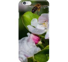 Apple Blossom bee iPhone Case/Skin