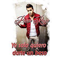 Prince Royce 1 - Darte un Beso  Photographic Print