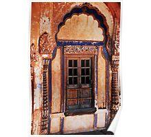 Jaipur Detail Poster