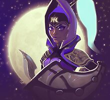 By the Crescent Moon by Chelsea Dostert