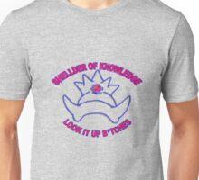 Shellder of Knowledge Unisex T-Shirt