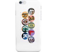 Eagle Rock ABCs 2 iPhone Case/Skin