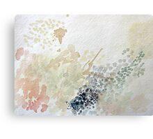 """""""10 Weeks series"""" Canvas Print"""