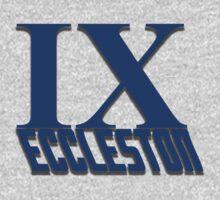Doctor Who: IX - Eccleston One Piece - Long Sleeve