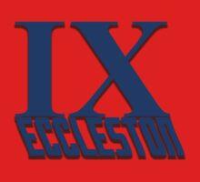 Doctor Who: IX - Eccleston One Piece - Short Sleeve