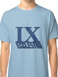 Doctor Who: IX - Eccleston Classic T-Shirt