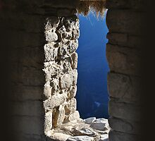 Incan Window by Escott O. Norton