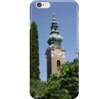 Saltzburg Steeple iPhone Case/Skin