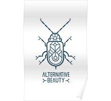 Alternative Beauty Poster