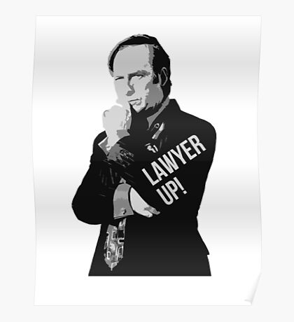 Law'yr Up! Poster