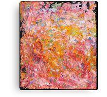 Sunset Joy Canvas Print