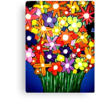 Flowers II Canvas Print