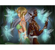 Fairy Forest Photographic Print