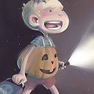 PumpkinJohn by KrisKenshin