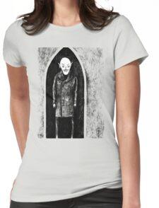 Nosferatu Womens Fitted T-Shirt