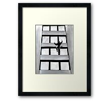 The World Is Full Of Peasants Framed Print