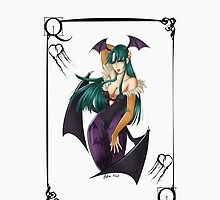 Morrigan Cover by BlaerNaomi