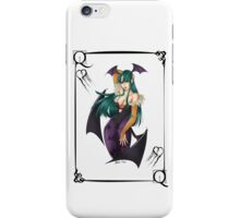 Morrigan Cover iPhone Case/Skin