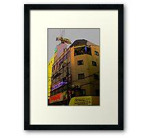 DenDenTown2 Framed Print