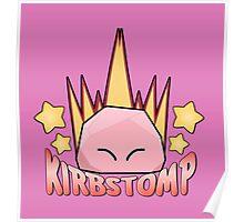 Kirby - Kirbstomp Poster