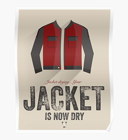 Cinema Obscura Series - Back to the future - Jacket Poster