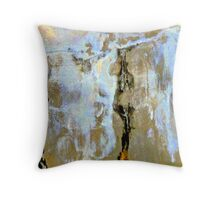 Clouds on Earth Throw Pillow