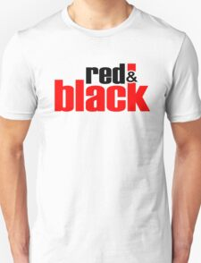 Red & Black T-Shirt