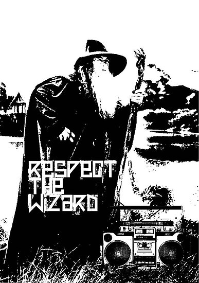 Respect the Wizard by Jobboman