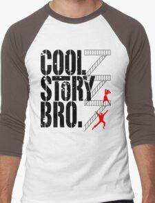 West Side Story, Bro. (Black) Men's Baseball ¾ T-Shirt