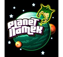 Planet Namek (Stars) Photographic Print