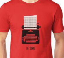Typewriting Unisex T-Shirt
