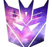Decepticon Galaxy Insignia by ItsJustMeAgain