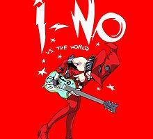 I-no vs the world by coinbox tees