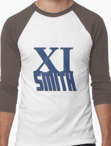 Doctor Who: XI -Smith Men's Baseball ¾ T-Shirt