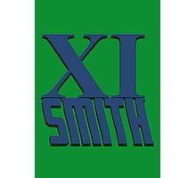Doctor Who: XI -Smith Photographic Print