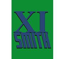 Doctor Who: XI -Smith Photographic Print