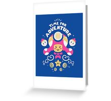 Time for Adventure Toadette Greeting Card