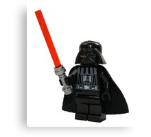 LEGO Darth Vader Canvas Print