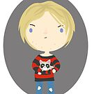 Cat Cobain by mjdaluz