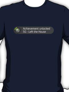 Xbox Achievement - Left the House T-Shirt