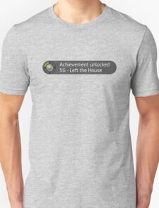 Xbox Achievement - Left the House Unisex T-Shirt